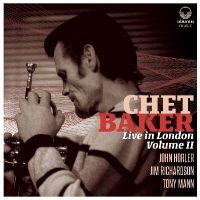 Album Live In London Volume II by Chet Baker