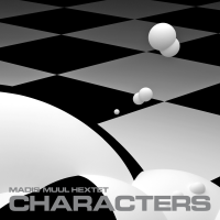 "Read ""Characters"" reviewed by Peter Hoetjes"