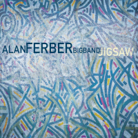 Alan Ferber Big Band: Jigsaw