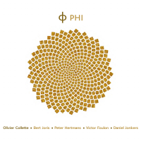 Album PHI by Olivier Collette