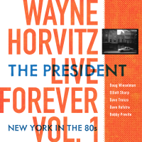 "Read ""Live Forever Vol. 1: The President - New York in the '80s"" reviewed by Vic Albani"