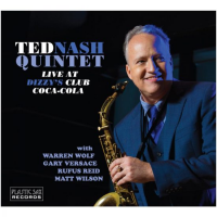 Album Live at Dizzy's by Ted Nash