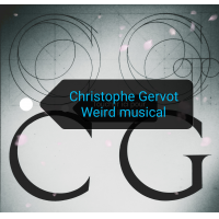 Album Weird musical by Christophe Gervot