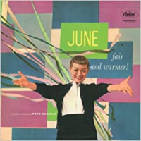 Album Fair And Warmer! by June Christy