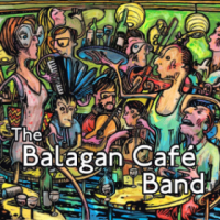 Album Balagan Cafe Band by Balagan Cafe Band