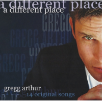 Album A Different Place by Gregg Arthur