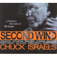 Album Second Wind: A Tribute to the Music of Bill Evans by Chuck Israels