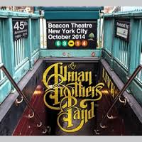 The Allman Brothers Band: Live - Beacon Theatre New York City 10-28-14