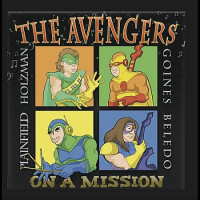Album The Avengers: On A Mission by The Avengers