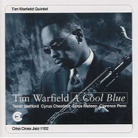Tim Warfield: A Cool Blue