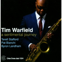 Album A Sentimental Journey by Tim Warfield