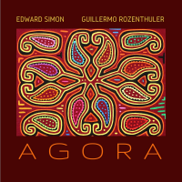 Album Agora by Edward Simon