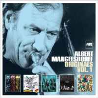 Originals Vol.1 by Albert Mangelsdorff