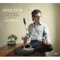 Album Like a Great River by Oded Tzur