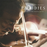 "Read ""Parodies: Jazz Music for Violin and Octet"" reviewed by Eyal Hareuveni"