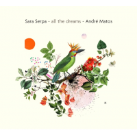 Album All the Dreams by Sara Serpa