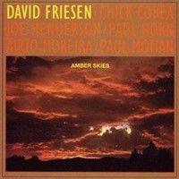 Album Amber Skies by David Friesen