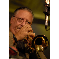 "Read ""Arturo Sandoval Live in Evanston with the Chicago Jazz Orchestra"""