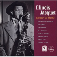 Album Jumpin' At Apollo by Illinois Jacquet