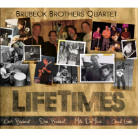 The Brubeck Brothers Quartet