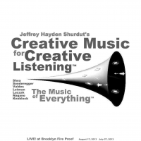 Jeffrey H. Shurdut's Creative Music For Creative Listening - BFP