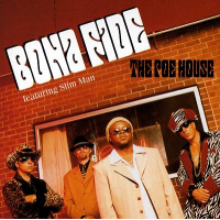 Album Bona Fide - The Poe House by Geoff Hazelrigg