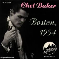 Album Boston, 1954 by Chet Baker