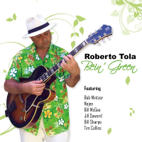 Album Bein' Green by Roberto Tola