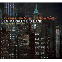 Ben Markley Big Band--Downbeat Editors' Pick & 4.5 Star Review All About Jazz--at Dazzle Jazz in Denver on March 25