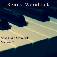 Album Solo Piano Standards Vol. 2 by Benny Weinbeck