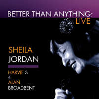 Album Better Than Anything by Sheila Jordan