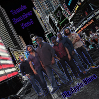 "Read ""Big Apple Blues"" reviewed by Paul Naser"