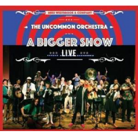 "Read ""A Bigger Show - Live"" reviewed by Claudio Bonomi"