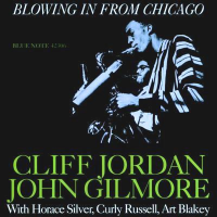 "Read ""Cliff Jordan and John Gilmore: Blowing in From Chicago – 1957"" reviewed by"
