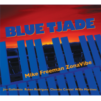 Album Blue Tjade by Mike Freeman