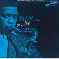 "Read ""Ike Quebec: Blue & Sentimental - 1962"" reviewed by Marc Davis"