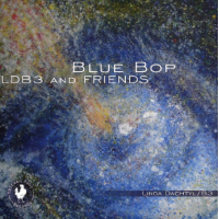 Blue Bop by Linda Dachtyl