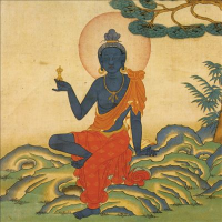"Read ""Blue Buddha"" reviewed by Giuseppe Segala"