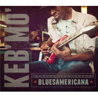 "Read ""Keb' Mo': Blues Meets Jazz in BluesAmericana"" reviewed by Belinda Ware"
