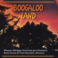 Boogaloo Land (WMU Jazz Orchestra)