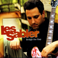 Album Bridge The Gap by Les Sabler