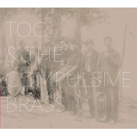 "French Jazz-Core Trio ""Toc"" Release ""Air Bump"" With The Compulsive Brass"