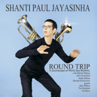 Album Round Trip by Shanti Paul Jayasinha