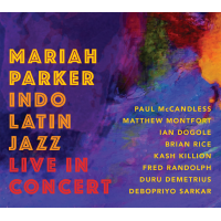 Live in Concert by Mariah Parker