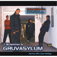 Gruvasylum - Limited Edition Live