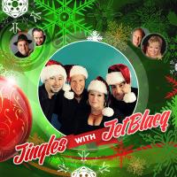 Album Jingles with JetBlacq by Rebecca Faiola