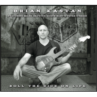 Album Roll the Dice on Life (double album) by Brian Kastan