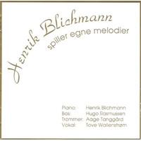 Henrik Blichmann spiller egne melodier
