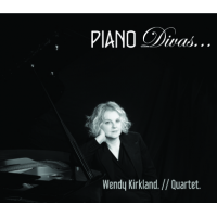 Album Piano Divas by Wendy Kirkland