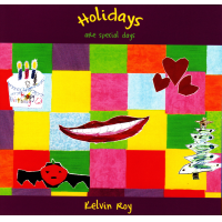 Album Holidays by Kelvin Roy